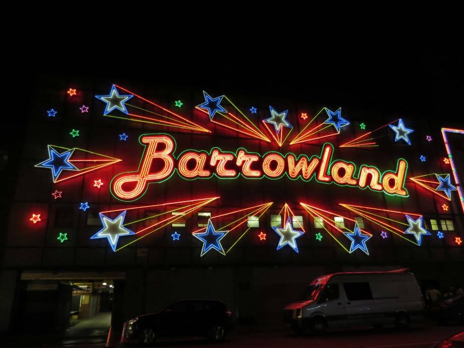 Image courtesy Glasgow City Music Tours