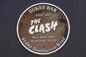 Dukes Bar Clash