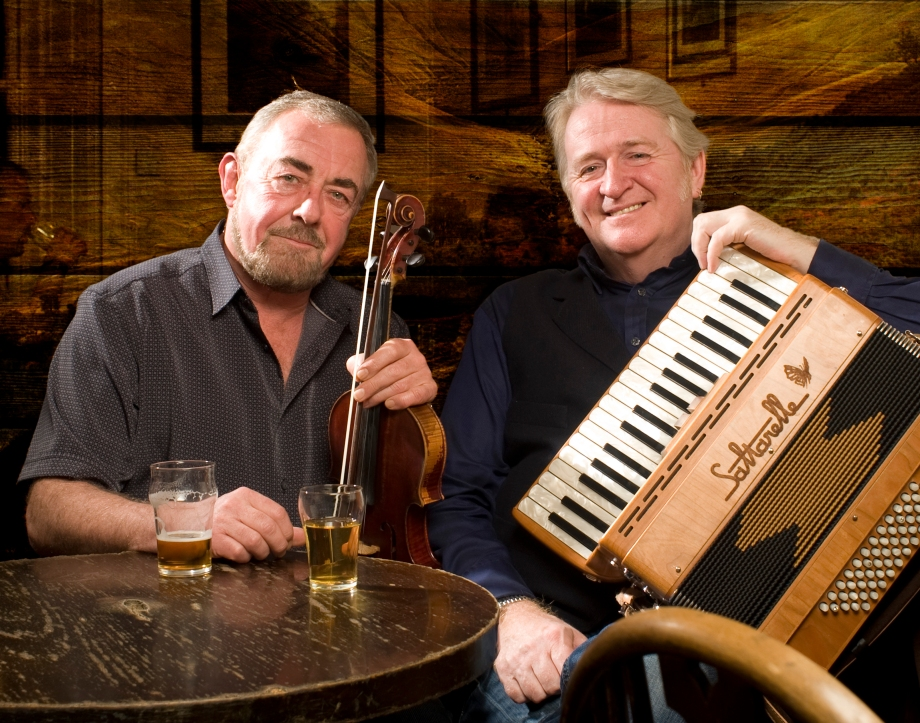 Aly Bain and Phil Cunningham are among the many brilliant performers at this year's Celtic Connections.